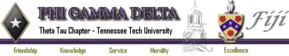 Phi Gamma Delta – Theta Tau